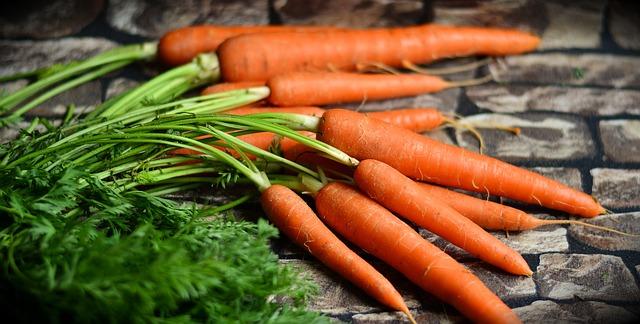 carrots juicing